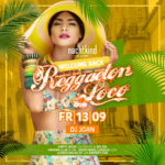 REGGAETON LOCO – welcome back- 13.9.19