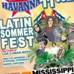 VIVA HAVANNA SOMMERFEST auf dem SCHIFF – 11. Juli 2020