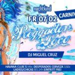 REGGAETON LOCO – carnival – 7.2.20